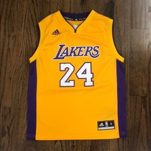 Kobe Bryant LA Lakers Jersey